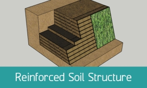 reinforce soil